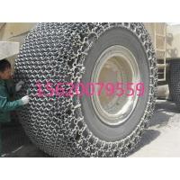 装载机轮胎保护链就选山兴质量保证铲车轮胎保护链