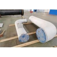 石油管道表面熱噴鋁強化修復