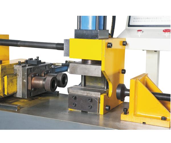 廠家直銷高速自動縮管機40NC雙工位管端成型機漲管機