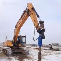 生螺旋钻机植树钻孔冻土引孔钻机厂家现货直销