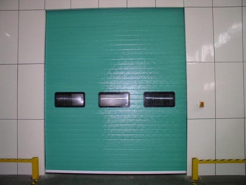 阔福工业提升门安装厂家、售后服务