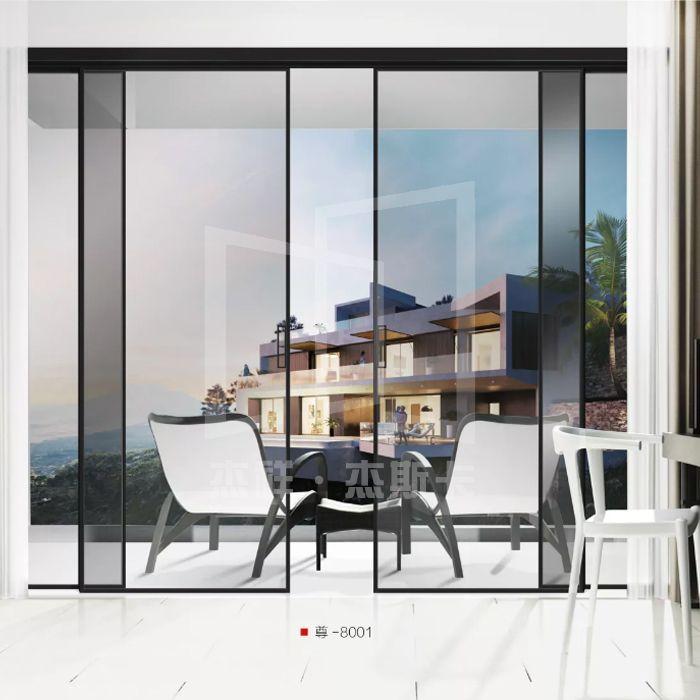 杰斯卡门窗-轻奢极窄 8001