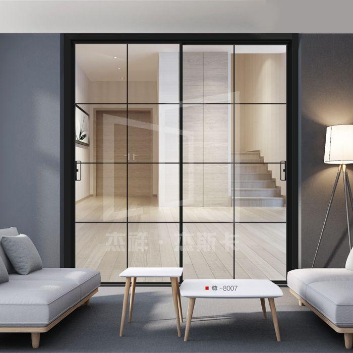 杰斯卡门窗-轻奢极窄 8007