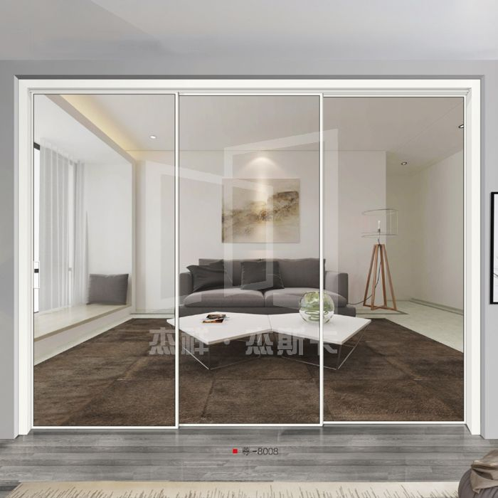 杰斯卡门窗-轻奢极窄 8008