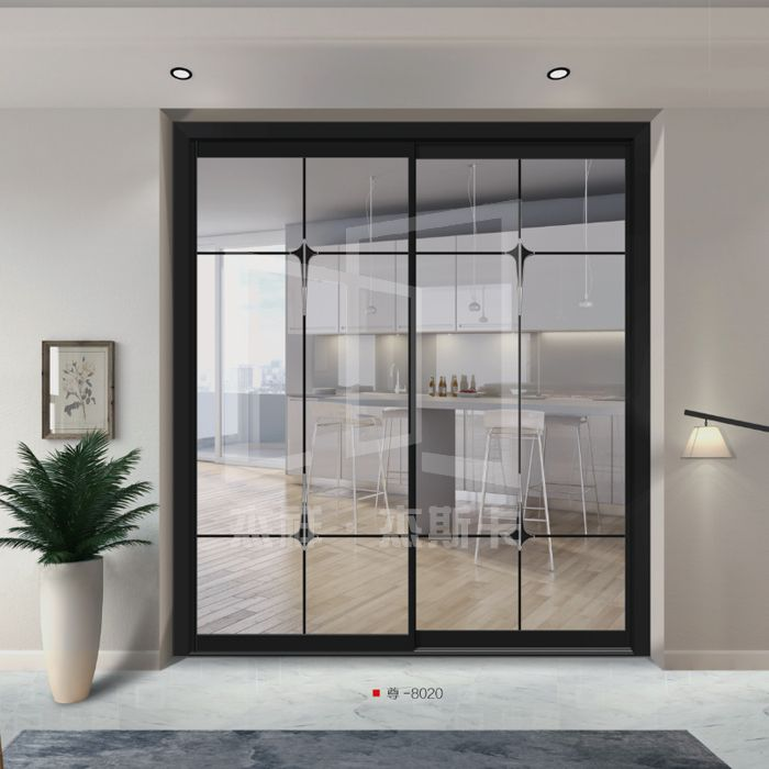 杰斯卡门窗-轻奢极窄 8020