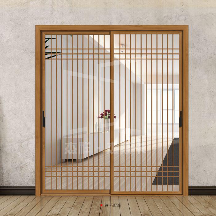 杰斯卡门窗-轻奢极窄 8032