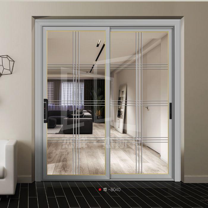 杰斯卡门窗-轻奢极窄 8040