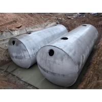 一体化预制水泥化粪池 商砼钢筋混凝土化粪池厂家