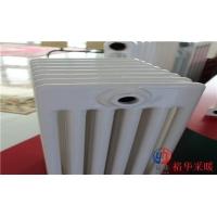 工程钢制柱型散热器钢六柱 圆头钢六柱暖气片钢管散热器
