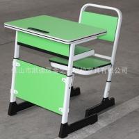 供应金之源单人桌椅 双人学生桌椅