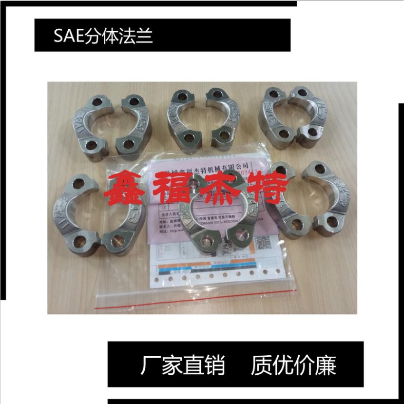 供應SAE不銹鋼SAE法蘭執行SN532