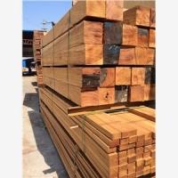 正宗重蚁木板材加工 重蚁木实木地板报价