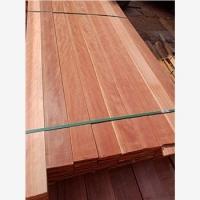 南美柚木地板料规格加工报价