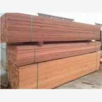 柳桉木平台加工制作 柳桉木立柱规格