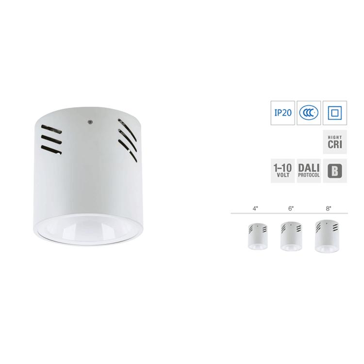 LED明装筒灯-皓明