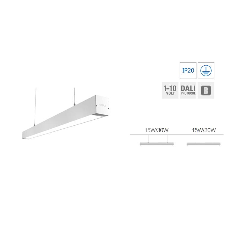 LED灯盘-吊装致型
