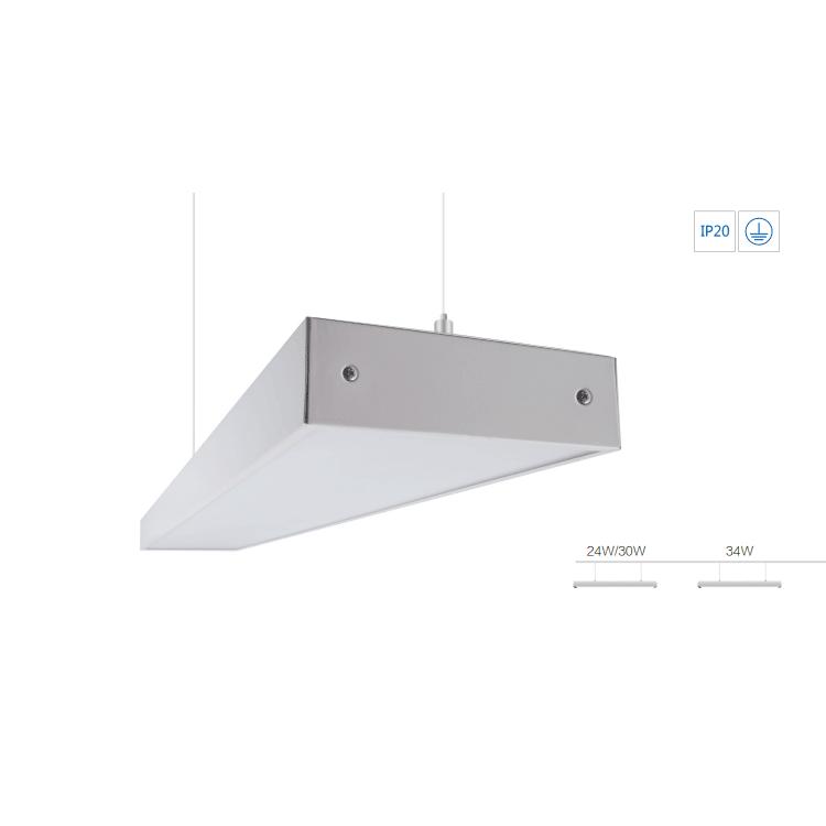 LED灯盘-吊装朗逸