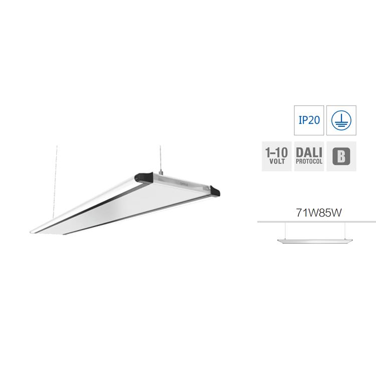 LED灯盘-吊装致柔