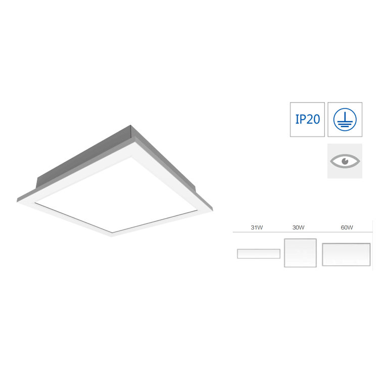 LED灯盘-嵌入式朗逸四代(直下式)
