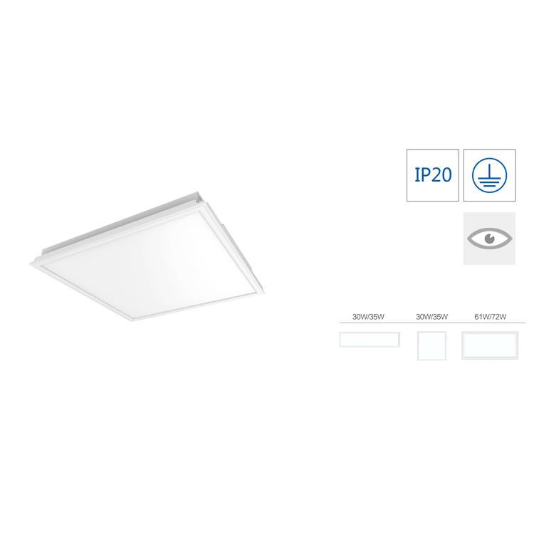 LED灯盘—嵌入式朗逸三代(直下式)