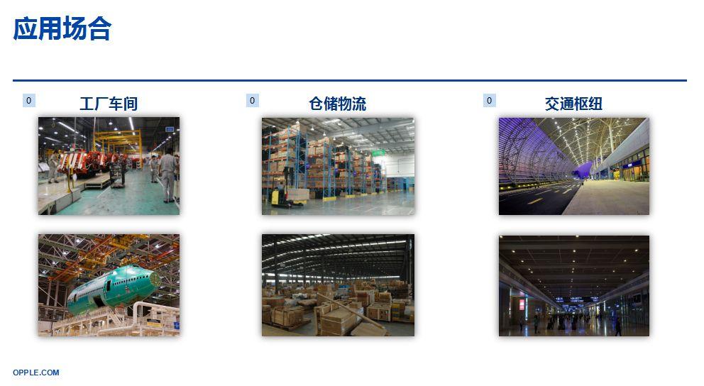 重庆欧普照明——LED天棚灯应用场合