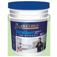 防水涂系統  L-200全效柔韌防水涂
