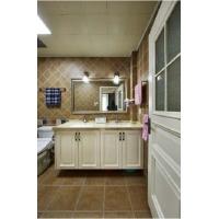 冰麗高端整木定制 浴室柜系列 YSG-007