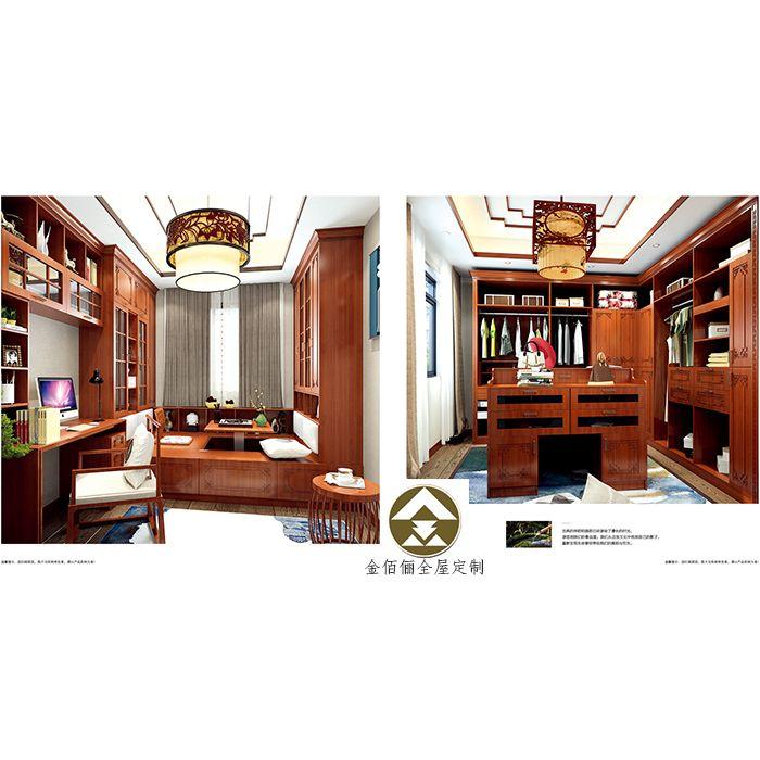 南京家具-金佰��家具-新中式系列