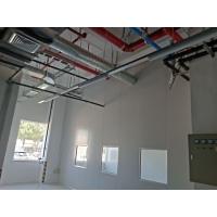 苏州防火彩钢岩棉、硫氧镁、玻镁夹芯板吊顶隔墙安装施工