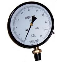 YB-160A/B/C/D精密压力表