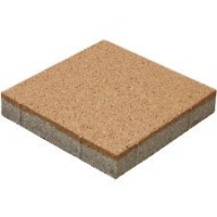 陶瓷透水砖100*100/200*200/300*300黄