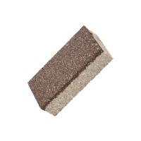 陶瓷透水砖200*100/300*150/600*300咖