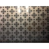 五星酒店要求不锈钢镜面蚀刻电梯板