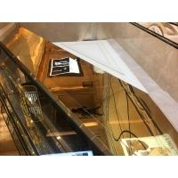 大型商场电梯装饰不锈钢镜面钛金电梯板包板可上门安装