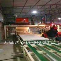 全自動保溫勻質板設備A級防火勻質板生產設備