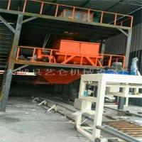 勻質板設備又稱水泥基勻質板設備使用說明
