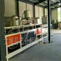 全自動硅質板設備A級硅質聚苯板生產線定制規格