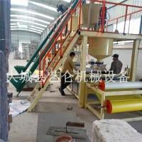 雙面砂漿巖棉復合板 巖棉砂漿復合板生產線全套技術