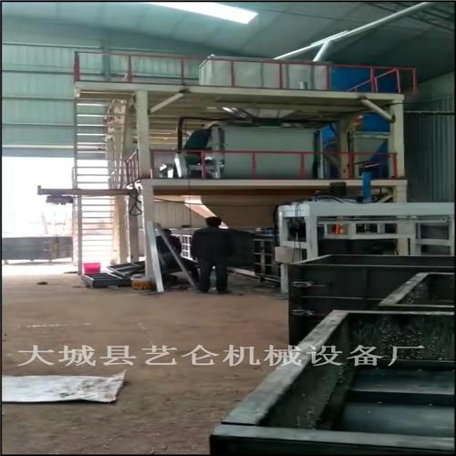 模箱水泥基勻質板切割鋸自動勻質保溫板切割操作步驟