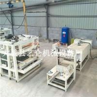 壓制成型勻質板設備與模壓式水泥基勻質板生產切割設備