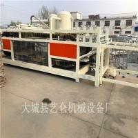 自動化硅質板設備防火無機滲透硅質聚苯板生產線