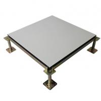 機房防靜電地板 HPL防靜電架空地板 全鋼抗靜電地板
