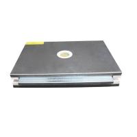 双玻镁岩棉净化板-玻镁岩棉彩钢板-10种版型可选