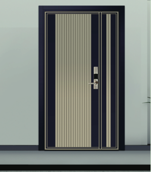 阑爵装甲门防爆门防盗门入户门