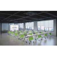 学校培训桌员工培训桌办公会议桌东莞办公家具