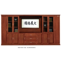 时尚大气文件档案柜 东莞办公家具实木文件柜可定制