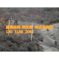 安平铁路柔性防护网价格