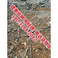 柔性主动边坡防护网