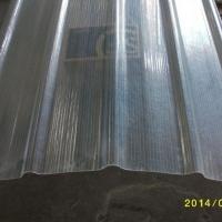 厂家生产透明采光瓦 树脂瓦 FRP采光瓦