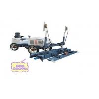 四輪地面混凝土攤鋪機紅外線水泥攤鋪機